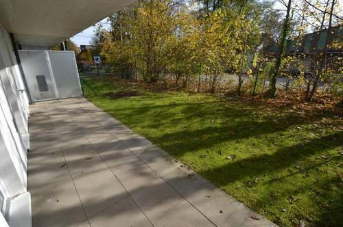 Jakomini - 56 m² - 3 Zimmer - WG geeignet - große Südterrasse mit Eigengarten
