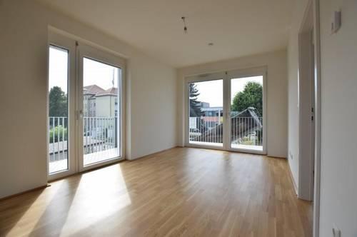 Gösting - Erstbezugscharakter - 35m² - 2 Zimmer Wohnung - großer 17m² Balkon - inklusive TG-Parkplatz