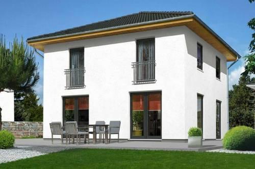 Stadtvilla massiv bauen auf Eigengrund im Bezirk Hollabrunn