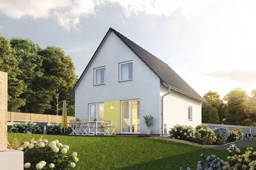Grundstück und Massivhaus nur 8 Min von Groß-Enzersdorf