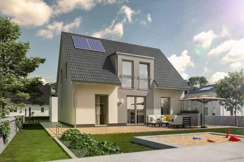 Massives Traumhaus und Grund in absoluter Grünruhelage
