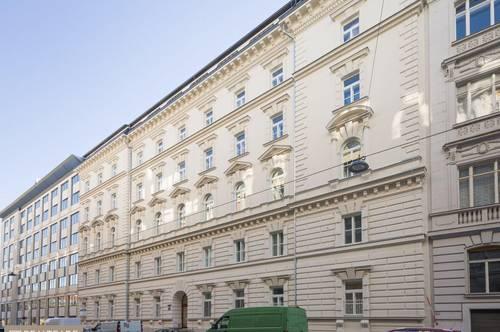 (ERSTBEZUG) NEW PRESTIGE - Exklusive Stilaltbauwohnung im Botschaftsviertel am unteren Belvedere