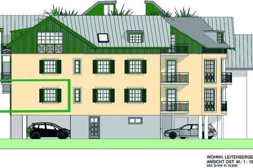 Top3: 3 Zimmerwohnung im Zentrum von Bad Ischl