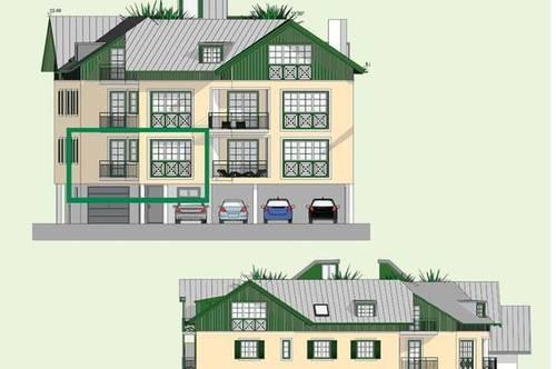Top 4 2 Zimmerwohnung im Zentrum von Bad Ischl