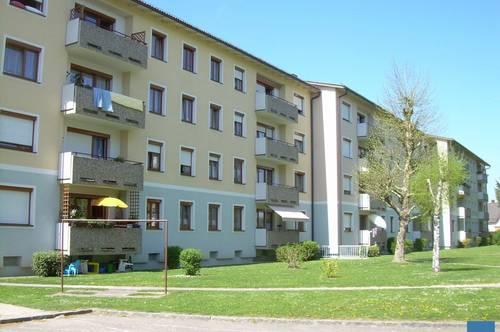 Obj.: 512: 3-Zimmerwohnung in 4780 Schärding am Inn, Hirschenauerstraße 51, Top 30