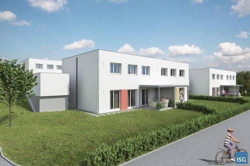 Gaspoltshofen - Neubau: Wohnraum zum Wohlfühlen im Reihenhaus - Eigentum od. Mietkauf