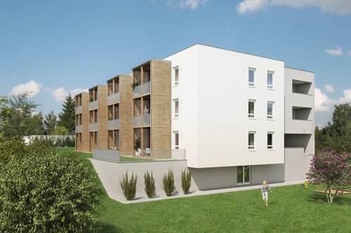 Neubauprojekt in Frankenmarkt, 3-Zimmer-Mietkaufwohnung Top 5