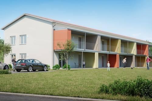 Neubauprojekt in Geboltskirchen, 2-Zimmer-Eigentumswohnung Top 10