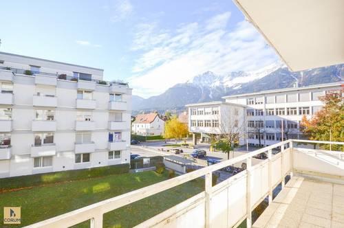 Großzügig dimensionierte 3,5-Zimmer-Wohnung in ruhiger Lage