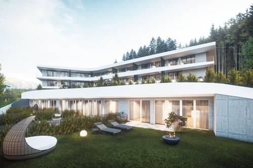 Trés Chic Top 02 - Großzügig dimensionierte 2-Zimmer-Garten-Wohnung