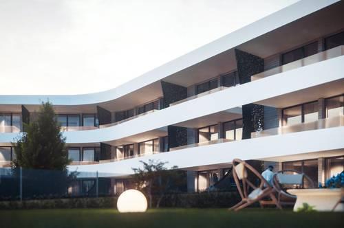 Trés Chic Top 10 - Stylische 3-Zimmer-Wohnung mit großem Garten