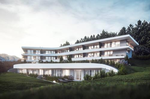Trés Chic Top 18 - 2-Zimmer-Dachgeschoss-Wohnung mit großem Balkon