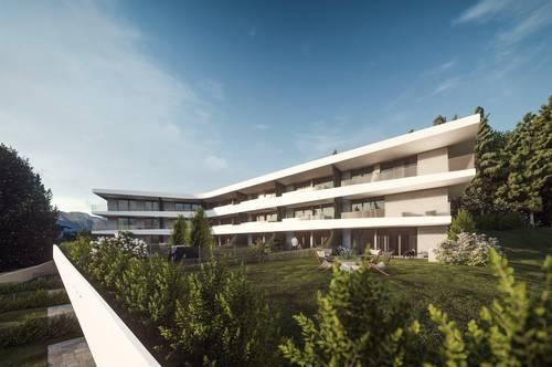 Trés Chic Top 21 - Exklusive Dachgeschoss-Wohnung mit großem Balkon