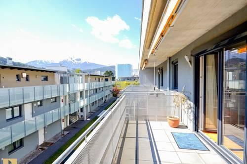 Attraktive 3-Zimmer-Wohnung in Pradl