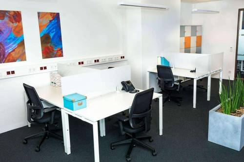 Coworking-Bereiche in Graz City Tower
