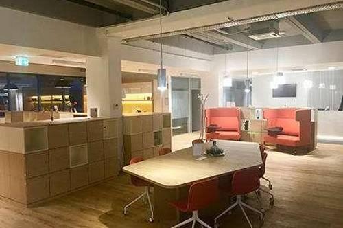 Flexible Büros an Hauptstandorten