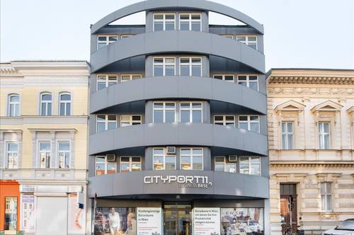 Privatbüro für vier Personen in Vienna, Cityport 11