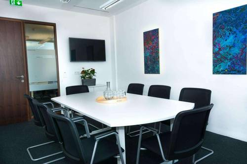Privatbüro für fünf Personen in Graz City Tower