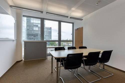 Flexible Arbeitsplätze mit eigenem Schreibtisch in VIENNA, Office Park Airport