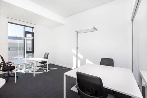 Privatbüro für drei Personen in Vienna, Messecarree