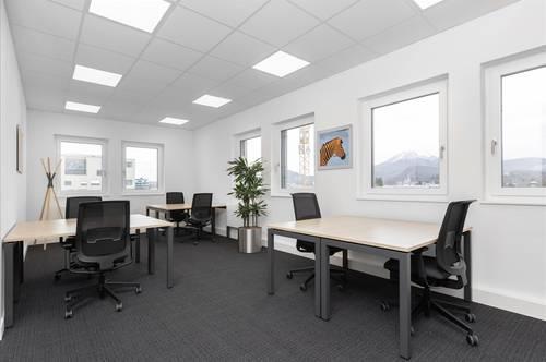 Großraumbüro in Salzburg, Airport West