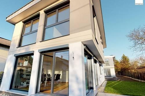 Haus in Essling auf Eigengund - In idyllischer Grünruhelage
