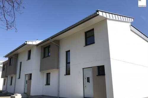 Provisionsfreies Reihenhaus Nähe Lobau: Erstbezug