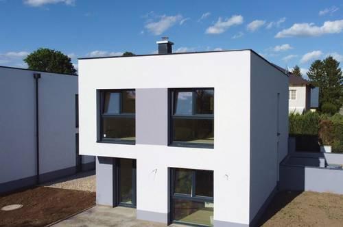 Einfamilienhaus mit Garten und Keller nahe S-Bahn - in Strasshof - ca. 137 m² WNFl. - Schlüsselfertig
