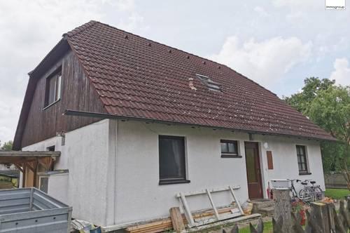 Traumhaftes Einzelhaus in Weikendorf - Absolute Grünruhelage