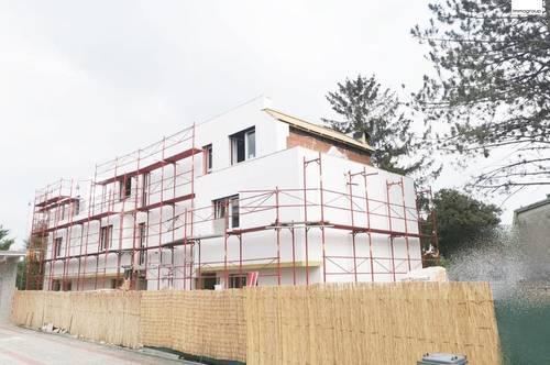 Schlüsselfertiges Doppelhaus wartet auf seinen ersten Bezug - Essling