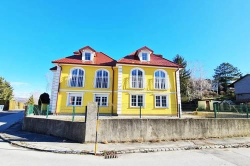 *In Wolfsthal* 6 Zimmer Einfamilienhaus Schlüsselfertig - Nahe den Donauen - Gekuppelte Bauweise