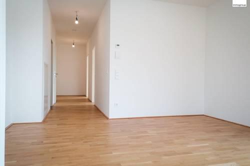 Modern geplante Penthouse-Wohnung mit schicker Wohnküche und großer Sonnenterrasse!