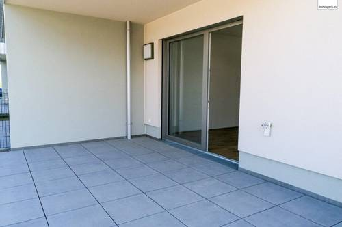 ERSTBEZUG! 2-Zimmer Terrassenwohnung in Feldkirchen bei Mattighofen!