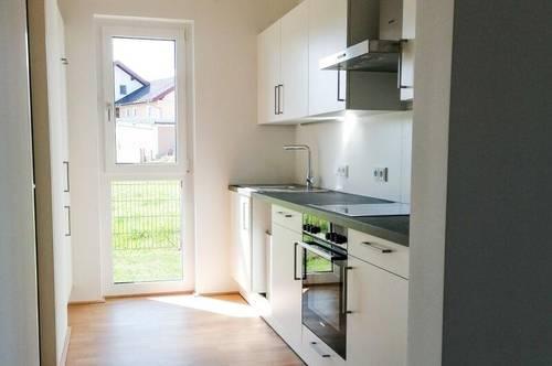 2-Zimmer Wohnung mit moderner Wohnküche - Nähe Eggelsberg!