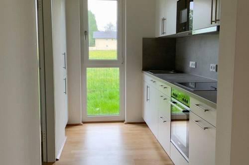 Sonnige Wohnung mit schön angelegtem Garten!