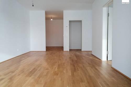 Schmucke 2-Zimmer Gartenwohnung - Neubau / offene Wohnküche / ab sofort bezugsbereit!