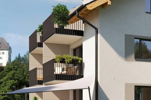 Dachgeschoß Wohnung im Wohnpark C5 - vereint Natur und Stadt!