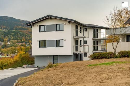 Neubau-Gartenwohnung frei! Mietwohnung in einem modernen Neubau! in Mondsee zu mieten