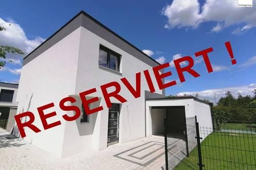 Traumhaftes Einfamilienhaus - 171 m² Nutzfläche - Schlüsselfertig - Nur 10 km von der Stadtgrenze Wiens