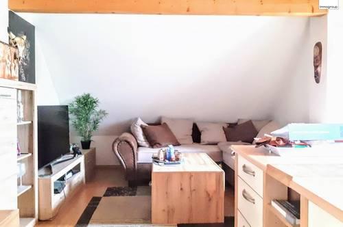 Sonnige 2-Zimmer Maisonette-Wohnung im Herzen des Pinzgaus - in Saalfelden, Kirchgasse, Ortszentrum; Toplage, schöner Ausblick!