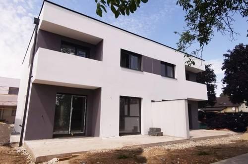 Doppelhaushälfte in Strasshof an der Nordbahn - 168 m² Wohn/Nutzfläche- Höchste Qualität Baumeisterhaus