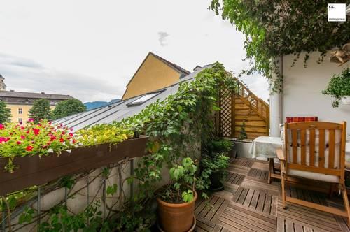 TOP Zentrums-Lage von Mondsee - Gepflegte 3-Zimmer Wohnung auf Leibrente zu verkaufen