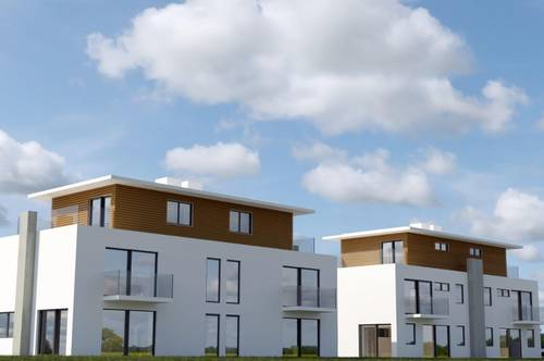 Exklusiv: Designer Doppelhaus nahe Baden