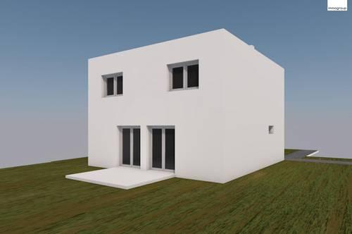 Erstbezug! Sonniges Einfamillienhaus in Schönkirchen-Reyersdorf - Baumeister Ziegelbau