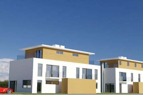Modernes Doppelhaus nahe Baden - Schlüsselfertig