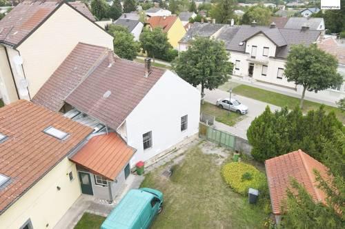 Haus mit Gartenhütte und traumhaften Garten in Weikendorf