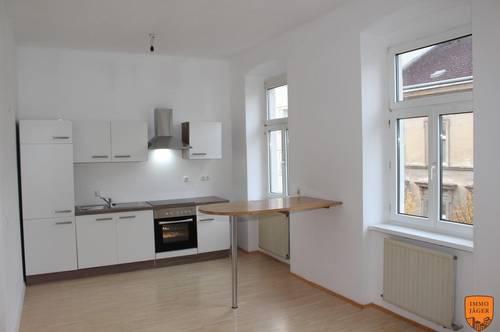 *Provisionsfrei* renovierte 2-Zimmerwohnung im Zentrum von Linz zu vermieten