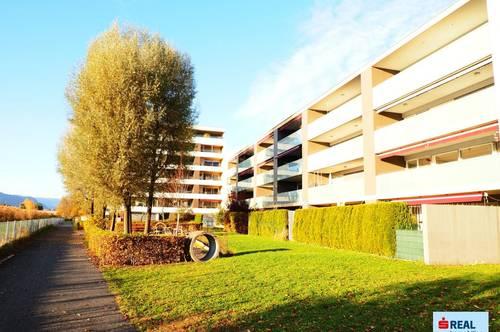 Moderne 3-Zimmer-Mietwohnung mit Balkon und Tiefgaragenplatz!!