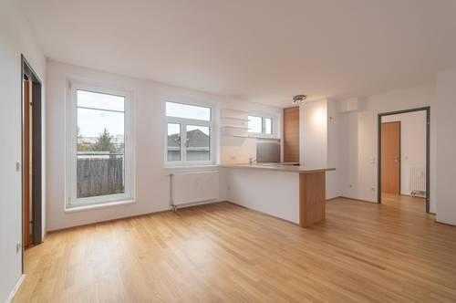 Perfekt angelegter ruhiger 2 Zimmer Dachgeschoß Traum mit 25 m2 Dachterrasse