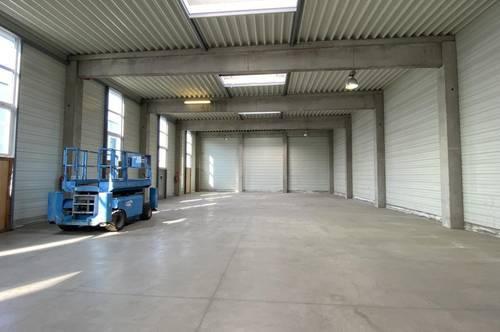 Firmenstandort zu mieten. Lager auch als Produktion geeignet.
